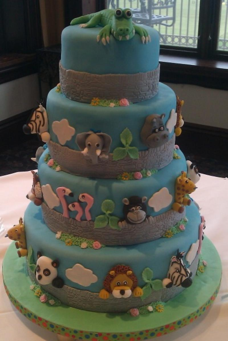 animal-shower-cake