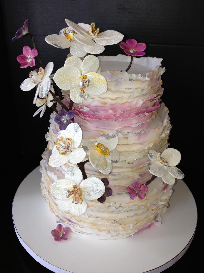 ruffle-cake