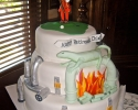 pipe fitters cake