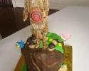 Bad Squirrel Cake
