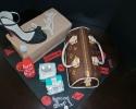 shoe-purse